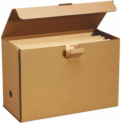 Image for FELLOWES 800 BANKERS MINI ARCHIVE BOX 268 X 177 X 377MM PACK 25 from Office National Perth CBD
