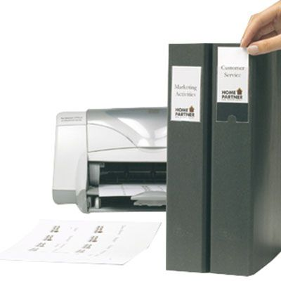 Image for 3L LABEL HOLDER 35 X 75MM PACK 12 from Office National Sydney Stationery