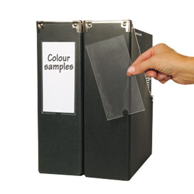 Image for 3L LABEL HOLDER 55 X 150MM PACK 6 from Office National Sydney Stationery