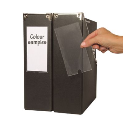 Image for 3L LABEL HOLDER 75 X 150MM PACK 3 from Office National Sydney Stationery