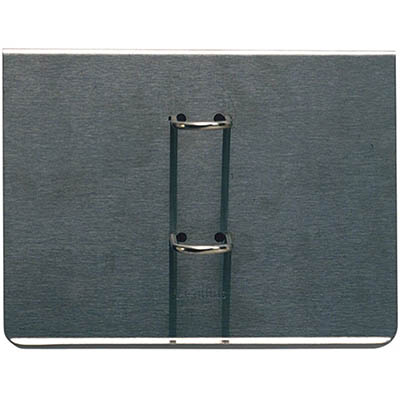 Image for COLLINS DESK CALENDAR STAND SIDE HOLE METAL from York Stationers