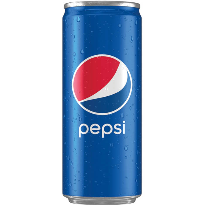 Image for PEPSI CAN 200ML CARTON 24 from Holiday Coast Office