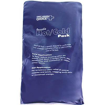 Image for FIRST AIDERS CHOICE REUSABLE HOT/COLD PACK from Office National Capalaba