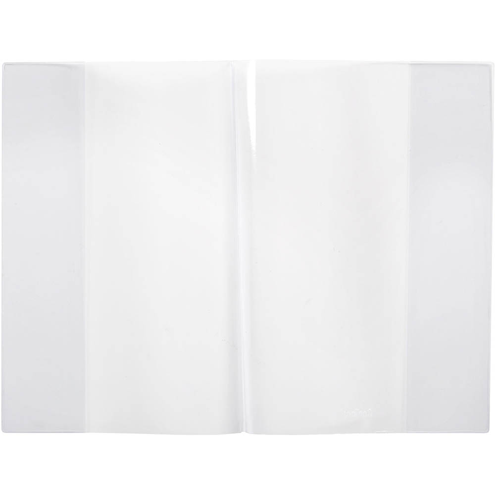 Image for CONTACT BOOK SLEEVES 9 X 7 INCH CLEAR PACK 5 from Office National Perth CBD
