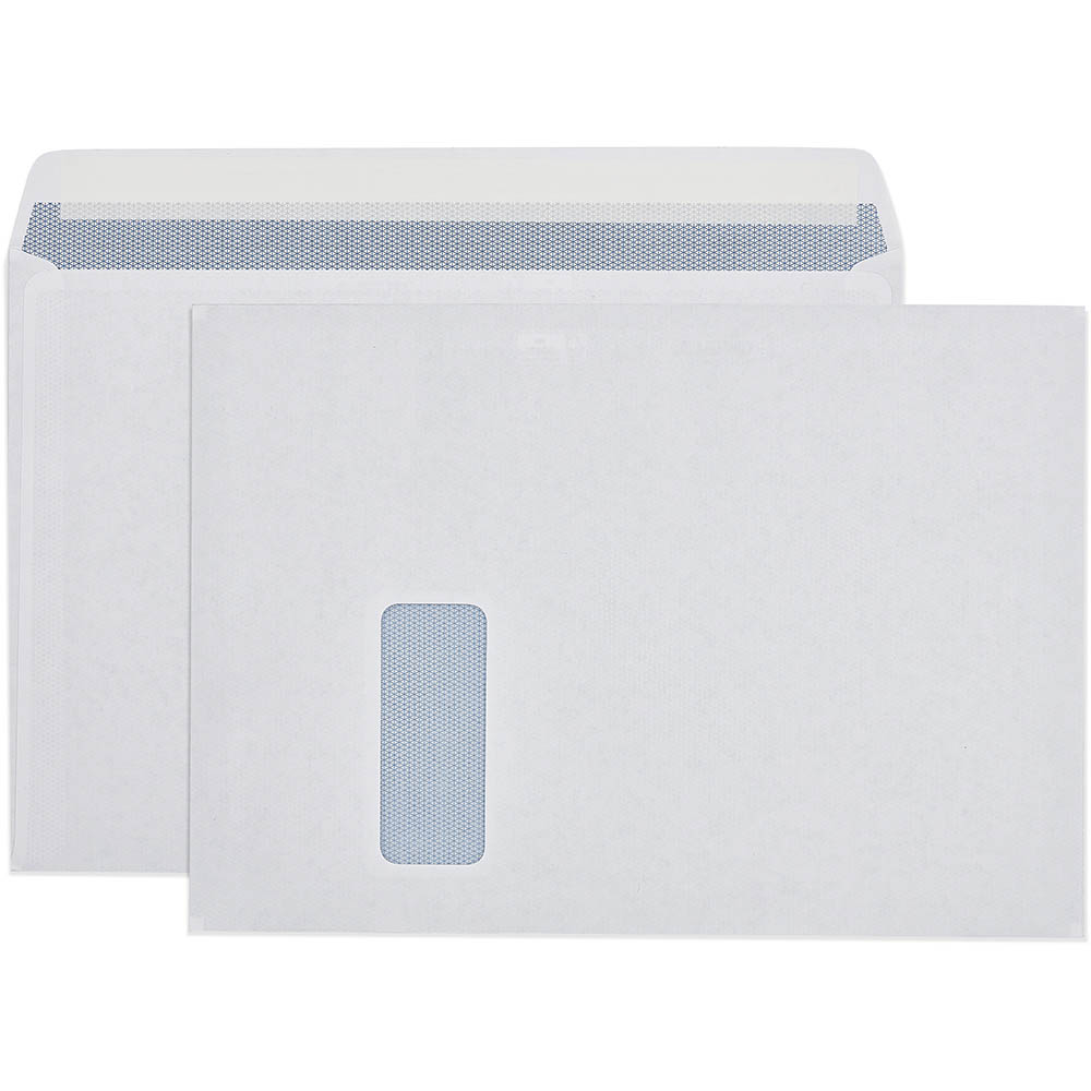 Image for CUMBERLAND C4 ENVELOPES SECRETIVE BOOKLET MAILER WINDOWFACE STRIP SEAL LASER 90GSM 324 X 229MM BOX 250 from Axsel Office National