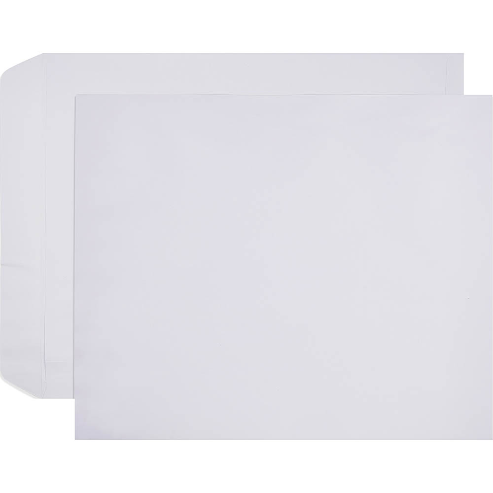 Image for CUMBERLAND ENVELOPES X-RAY POCKET PLAINFACE UNGUMMED 120GSM 368 X 445MM WHITE BOX 250 from Office National Perth CBD