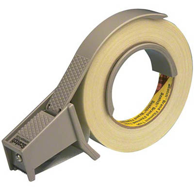 Image for SCOTCH H130 HAND DISPENSER FILAMENT TAPE 18MM from Pirie Office National