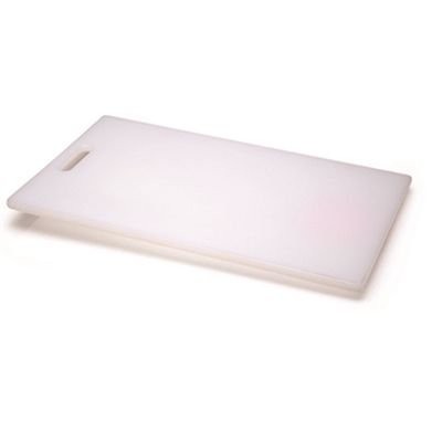 Image for CONNOISSEUR CHOPPING BOARD WHITE from Wetherill Park / Smithfield Office National