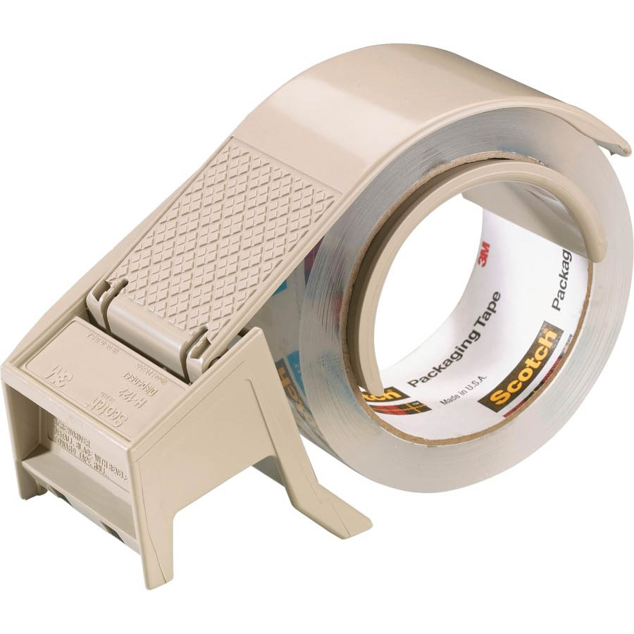 Image for SCOTCH H122 HAND DISPENSER BOX SEALING TAPE 48MM from Pirie Office National
