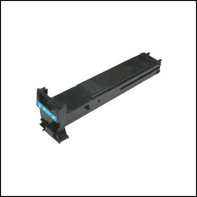 Image for KONICA MINOLTA A0DK453 TONER CARTRIDGE CYAN from Two Bays Office National