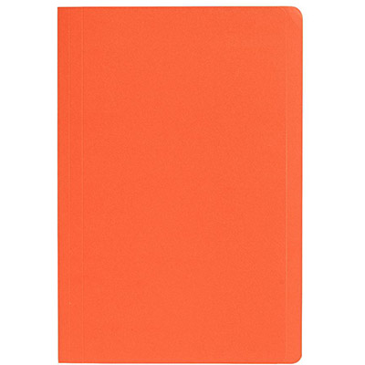 Image for MARBIG MANILLA FOLDER FOOLSCAP ORANGE BOX 100 from Angleton's Office Products Depot