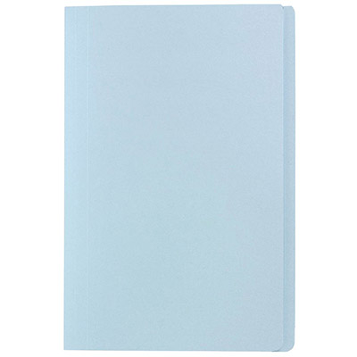 Image for MARBIG MANILLA FOLDER FOOLSCAP LIGHT BLUE BOX 100 from Office National Perth CBD