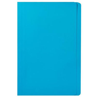 Image for MARBIG MANILLA FOLDER FOOLSCAP BLUE PACK 20 from Office National Perth CBD