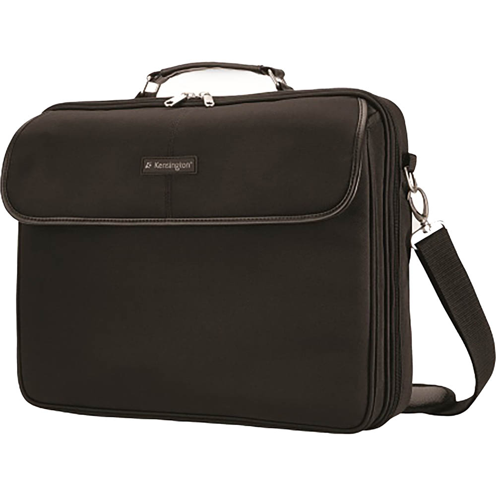 Image for KENSINGTON NOTEBOOK CASE 15.4 INCH BLACK from Mackay Business Machines (MBM)