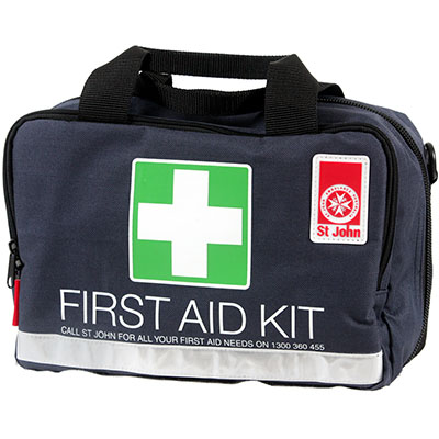 Image for ST JOHN FIRST AID LEISURE KIT LARGE from Exchange Printers Office National