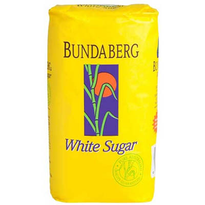 Image for BUNDABERG WHITE SUGAR 1KG BAG from Pirie Office National