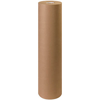 Image for MARBIG KRAFT PAPER ROLL 65GSM 600MM X 340M from Wetherill Park / Smithfield Office National