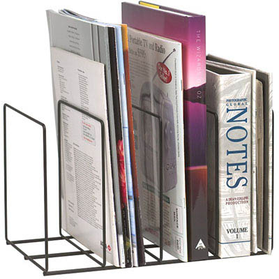 Image for MARBIG WIRE MAGAZINE RACK from Office National Sydney Stationery