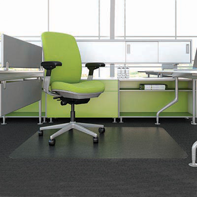 Image for MARBIG ENVIRO CHAIRMAT RECTANGULAR 1160 X 1520MM from Mackay Business Machines (MBM)