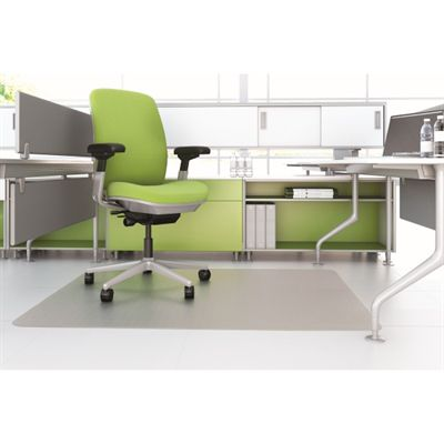Image for MARBIG CHAIRMAT PET HARD FLOOR RECTANGULAR 1160 X 1520MM from Wetherill Park / Smithfield Office National