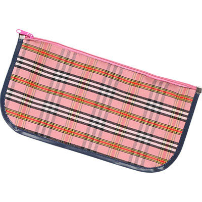 Image for MARBIG JUMBO TARTAN PENCIL CASE 340 X 170MM from Mackay Business Machines (MBM)