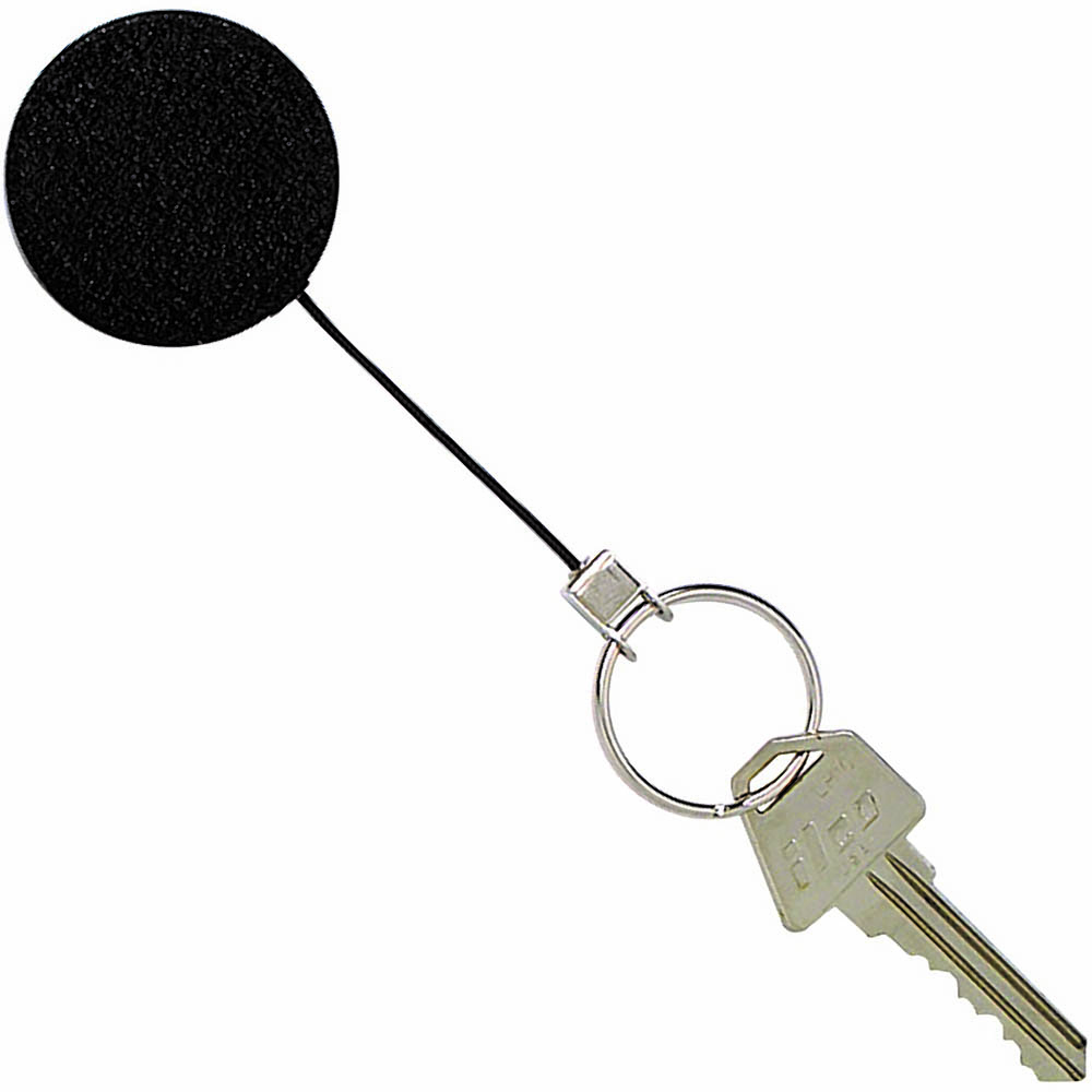Image for MARBIG RETRACTABLE KEY HOLDER HEAVY DUTY WITH KEY RING HANGSELL from Office National Perth CBD