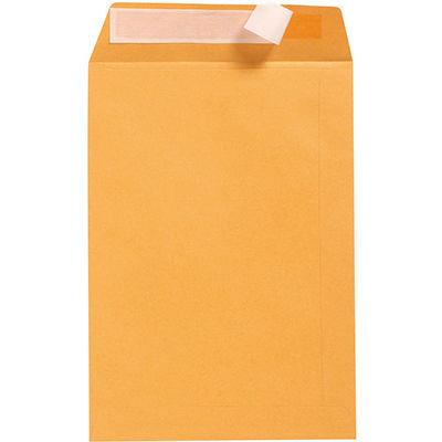 Image for CUMBERLAND C3 ENVELOPES POCKET PLAINFACE STRIP SEAL 100GSM 458 X 324MM GOLD BOX 250 from Paul John Office National