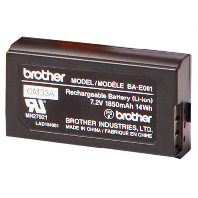 Image for BROTHER BAE001 LI-ION BATTERY from Our Town & Country Office National
