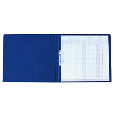 Image for ZIONS PAYROLL CARD BINDER from SBA Office National