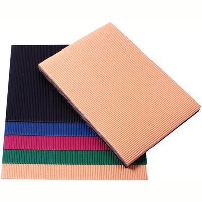 Image for QUILL FLUTE BOARD 280GSM A4 ASSORTED COLOURS PACK 25 from Wetherill Park / Smithfield Office National