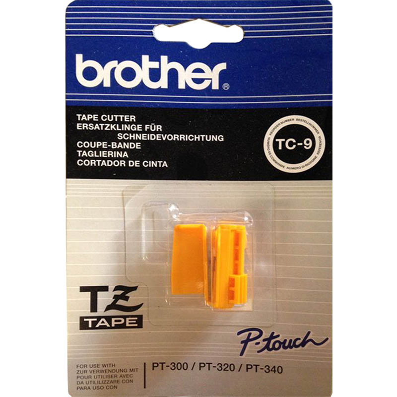 Image for BROTHER TC-9 P-TOUCH TAPE CUTTER from Express Office National