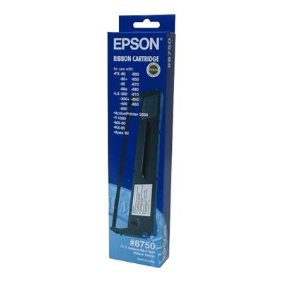 Image for EPSON C13S015019 PRINTER RIBBON BLACK from Pirie Office National