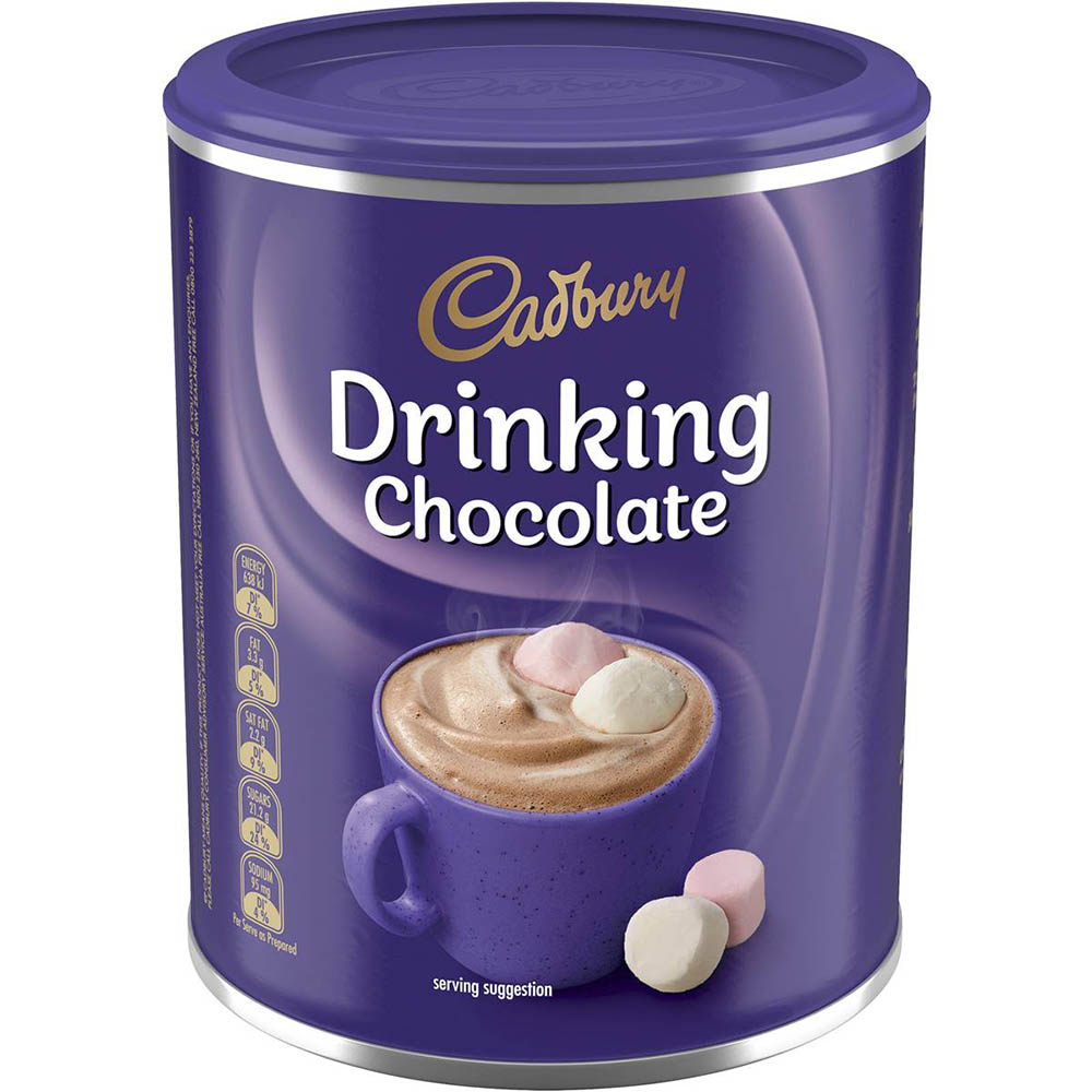 Image for CADBURY DRINKING CHOCOLATE 400GM from Wetherill Park / Smithfield Office National