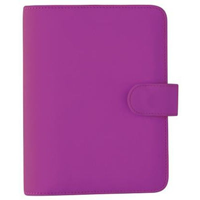 Image for DEBDEN DAYPLANNER PERSONAL EDITION SNAP CLOSURE 172 X 96MM PURPLE PU from Mackay Business Machines (MBM)