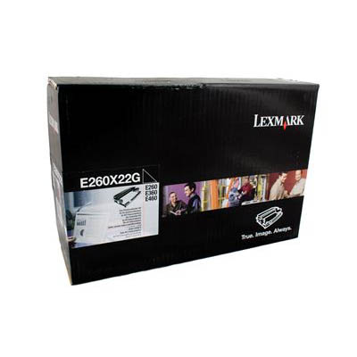 Image for LEXMARK E260X22G PHOTOCONDUCTOR UNIT from Wetherill Park / Smithfield Office National