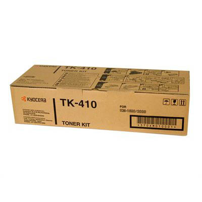 Image for KYOCERA TK410 TONER CARTRIDGE BLACK from Surry Office National