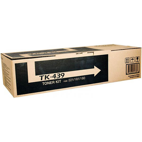 Image for KYOCERA TK439 TONER CARTRIDGE BLACK from Surry Office National