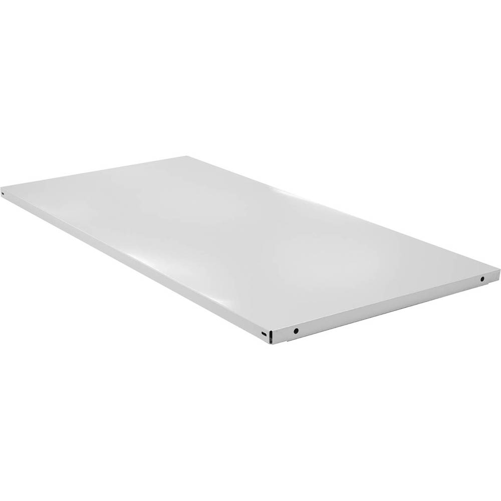 Image for STEELCO EXTRA SHELF 1200 X 400MM WHITE SATIN from Pirie Office National