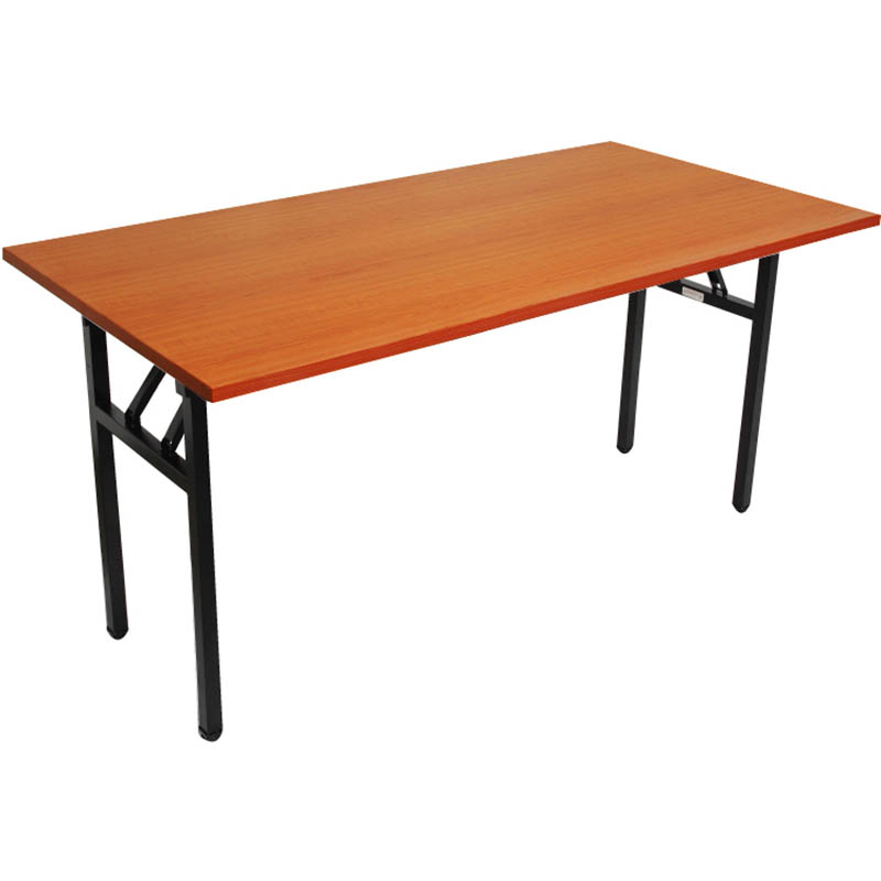 Image for RAPIDLINE FOLDING TABLE 1500 X 750MM LAMINATE TOP CHERRY from Our Town & Country Office National