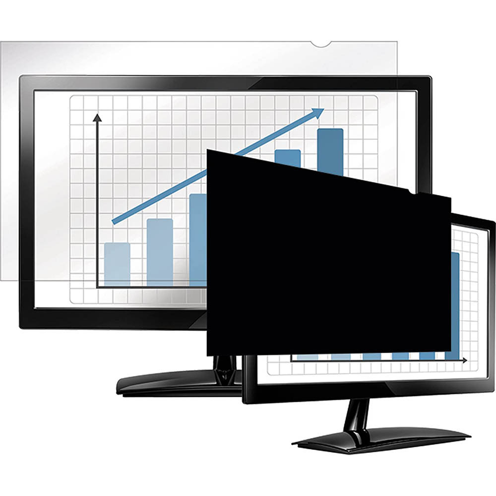 Image for FELLOWES PRIVASCREEN PRIVACY SCREEN FILTER 17.0 INCH STANDARD 5:4 from Aztec Office National Melbourne