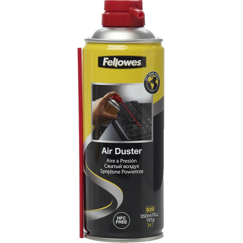 Image for FELLOWES HFC FREE AIR DUSTER 350ML from Express Office National