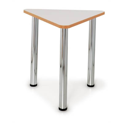 Image for QUORUM GEOMETRY MEETING TABLE 60 DEGREE TRIANGLE 750MM from Wetherill Park / Smithfield Office National