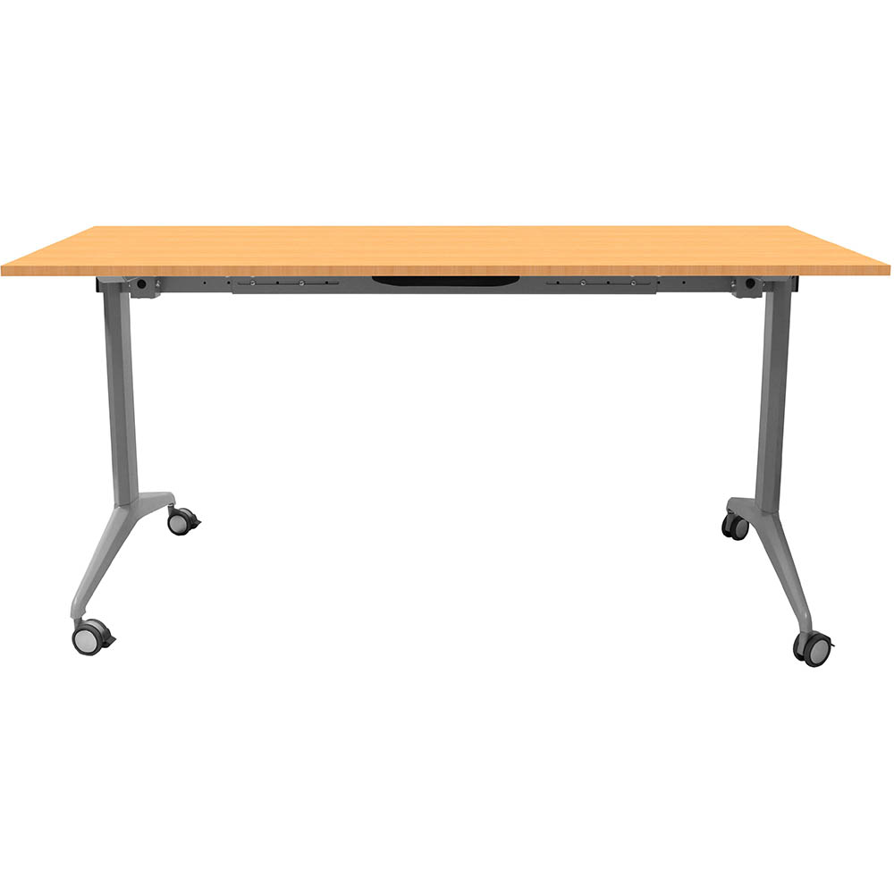 Image for RAPIDLINE FLIP TOP TABLE 1800 X 750MM BEECH from Our Town & Country Office National