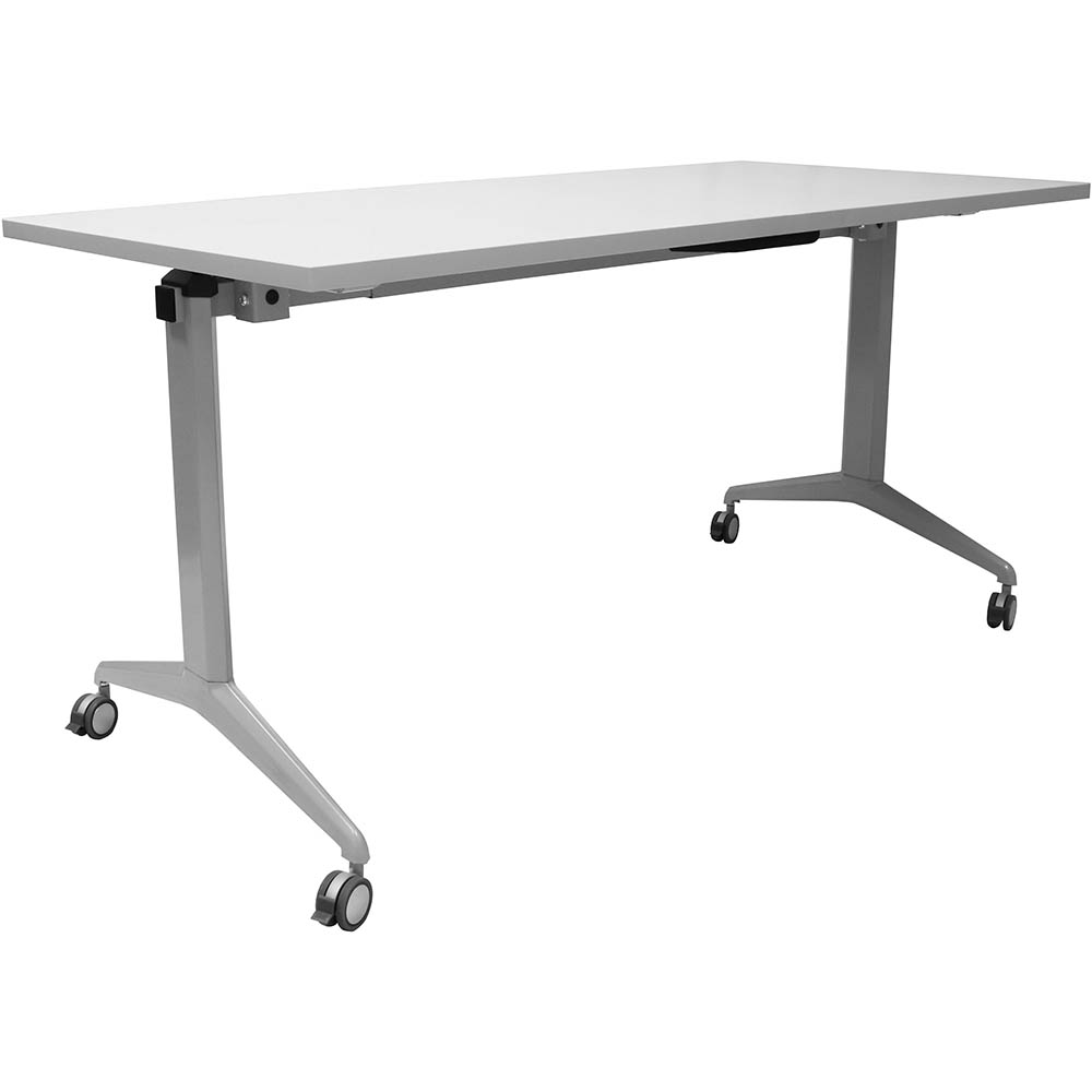 Image for RAPIDLINE FLIP TOP TABLE 1800 X 750MM GREY from Our Town & Country Office National