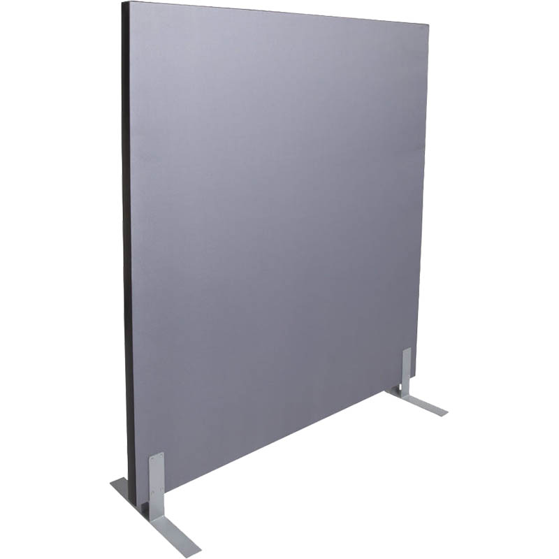 Image for RAPIDLINE ACOUSTIC SCREEN 1500 X 1500MM GREY from Chris Humphrey Office National