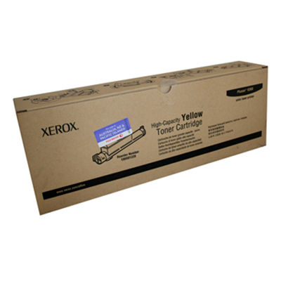Image for FUJI XEROX 106R220 TONER CARTRIDGE YELLOW from Surry Office National