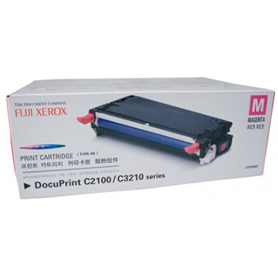 Image for FUJI XEROX CT350487 TONER CARTRIDGE MAGENTA from Surry Office National