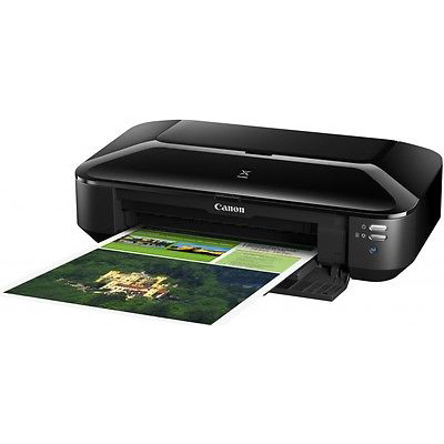 Image for CANON IX6860 PIXMA INKJET PRINTER A3 BLACK from The Paper Bahn Office National
