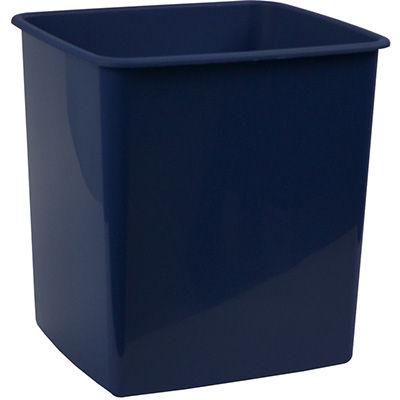 Image for ITALPLAST TIDY BIN 15 LITRE ANTIQUE BLUE from Paul John Office National