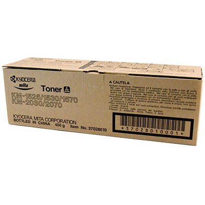 Image for KYOCERA KM1530 TONER CARTRIDGE BLACK from Surry Office National